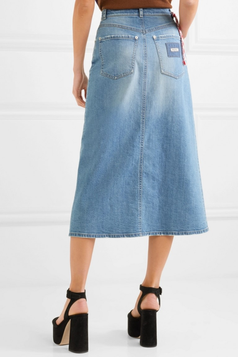 The Thing Of The Day: Miu Miu Skirt /></p> <p></p> <p style=