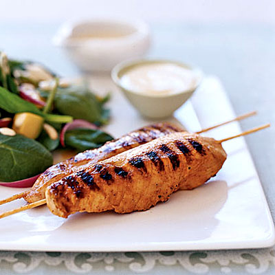 yogurt-spice-chicken-skewers