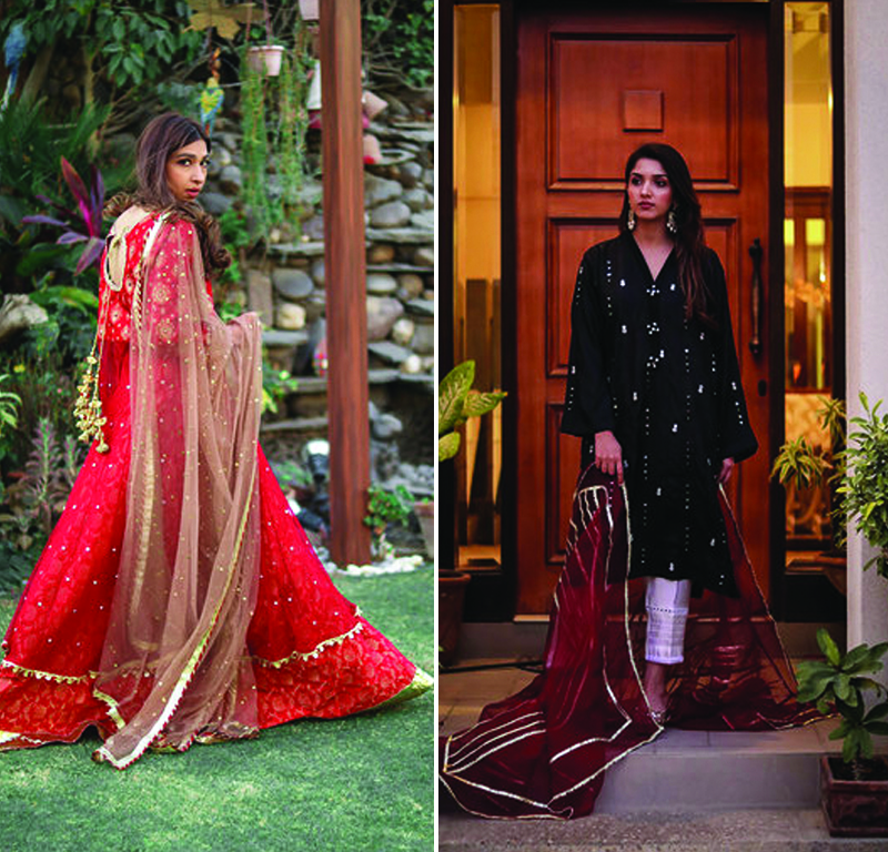 Anum Ahmed the New Dress Designer In Town