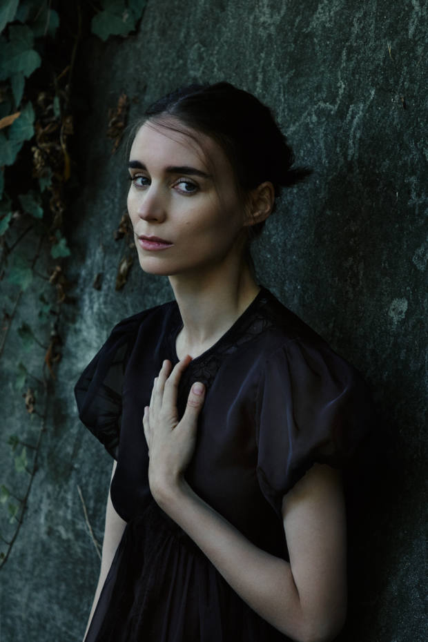 Actress and activist Rooney Mara makes the case for plant-based chic