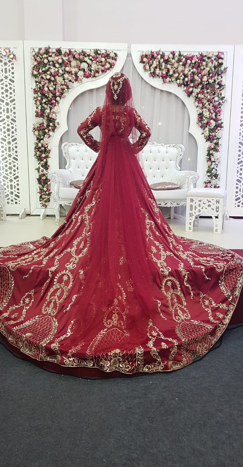 Wedding dresses for brides of Morocco