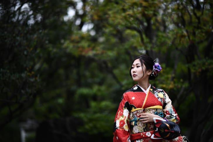kimono's wide-reaching influence tells
