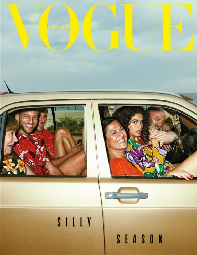 Gallery: Hot Days In Portugal In The Filming For Vogue Portugal /></p> <p></p> <p style=