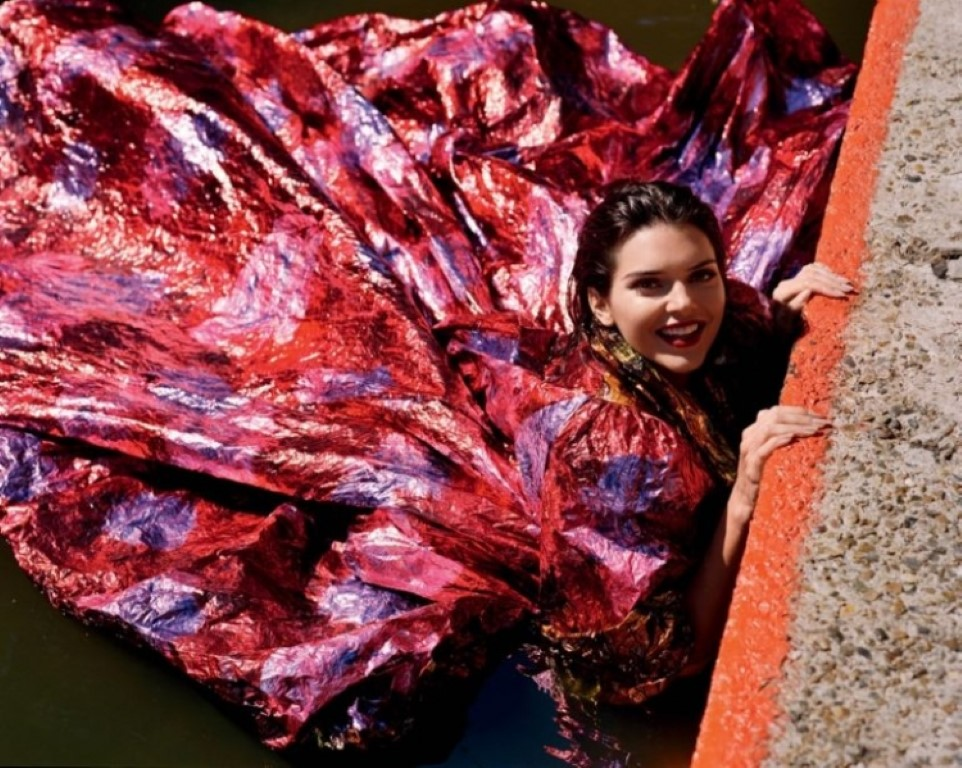 Gallery: Kendall Jenner For The Anniversary Edition Of The Magazine Love /></p> <p></p> <p style=