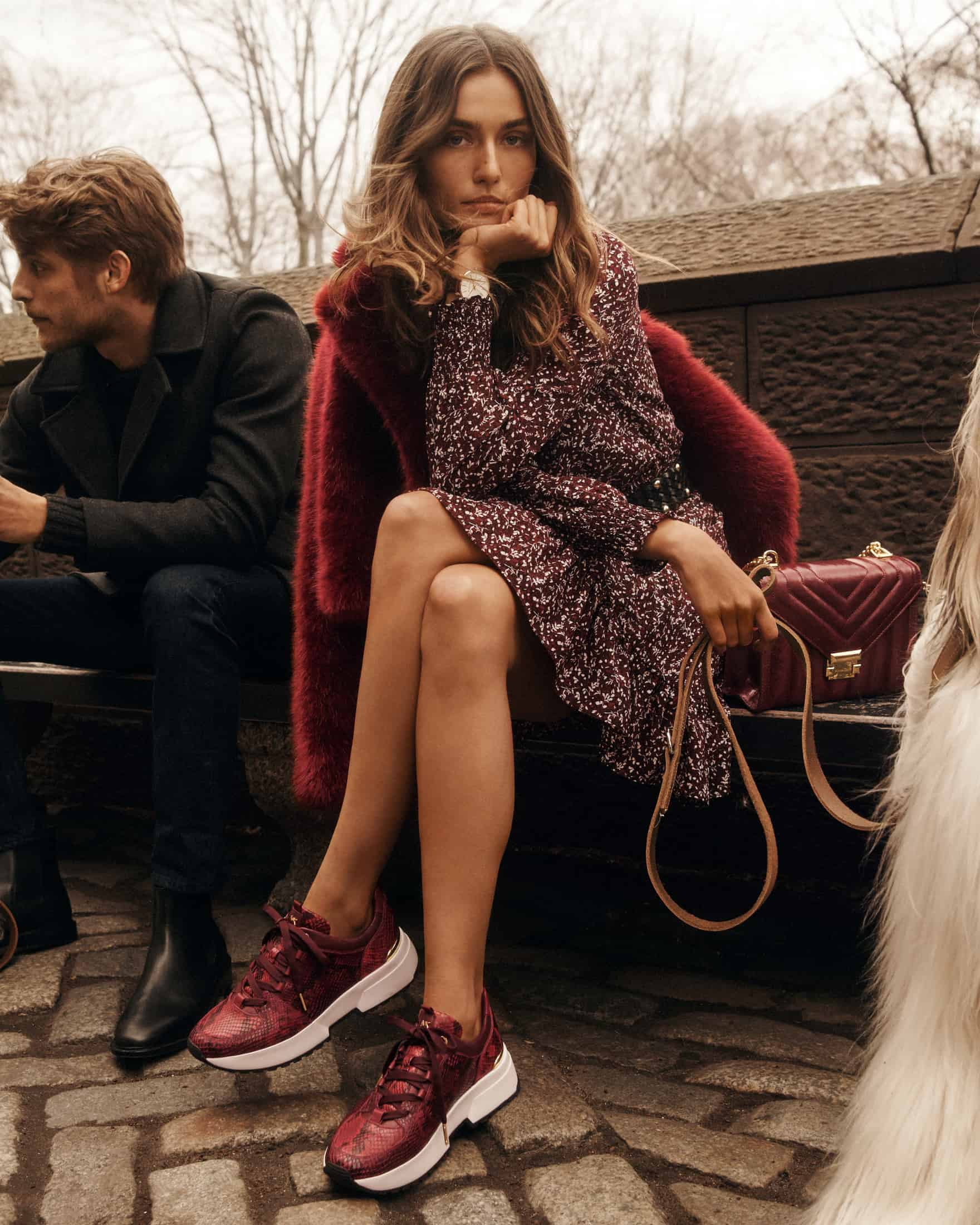 Michael Kors Enlists Inez & Vinoodh and Lachlan Bailey for Fall Campaigns /></p> <p></p> <p style=