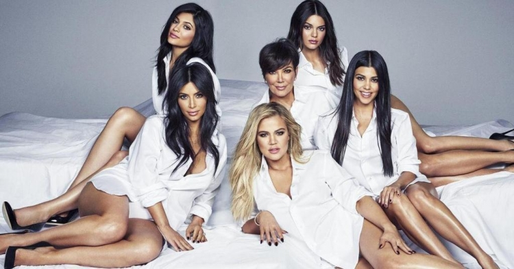 Members of the Kardashian Family Became the Faces of the New Advertising Campaign Fendi /></p> <p></p> <p style=