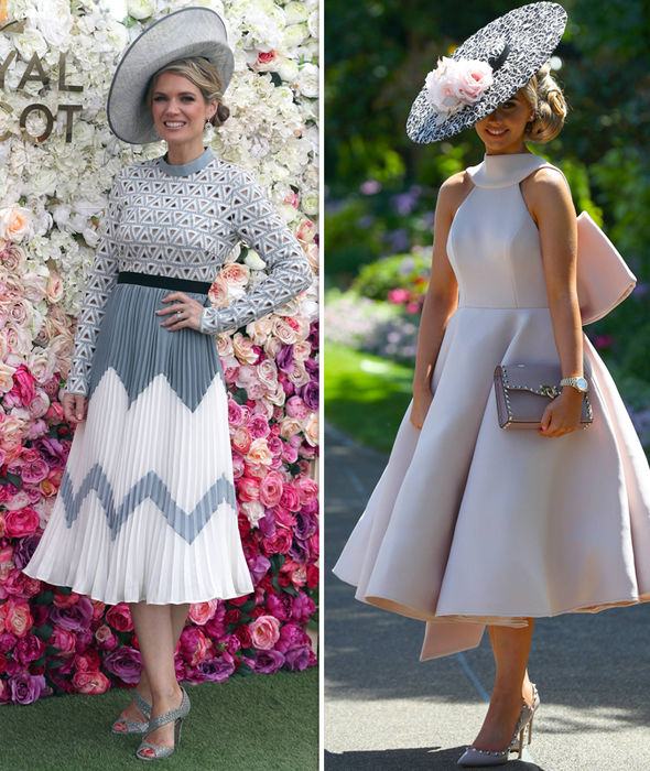 The best dressed at Ladies Day - including some familiar famous faces: Royal Ascot 2019 /></p> <p></p> <p style=